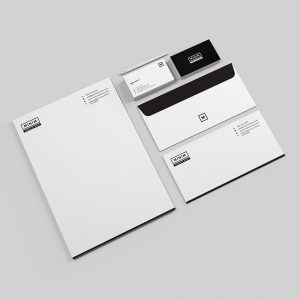 Minim – Simple Clean Stationery